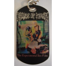 Plaque US Cradle of Filth