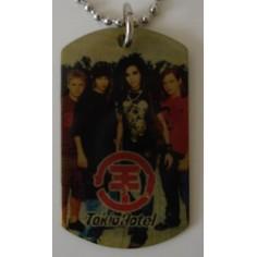 Plaque US Tokio Hotel