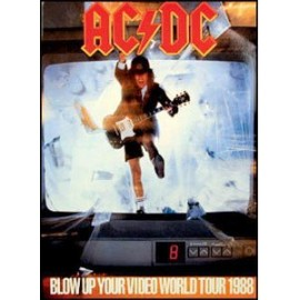 AC/DC - Blow up your video world tour 1988