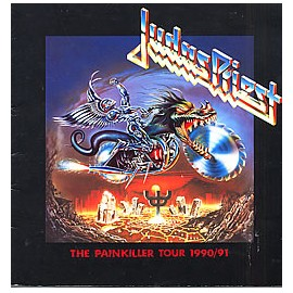Judas Priest - The Painkiller tour 1990/91