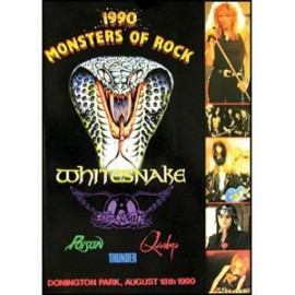 Monsters of Rock 1990