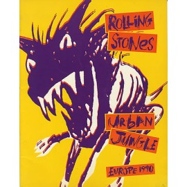 Rolling Stones - Urban Jungle Europe 1990