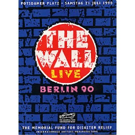 Pink Floyd - The Wall live Berlin 90
