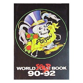 Poison - World scrap book 90-92