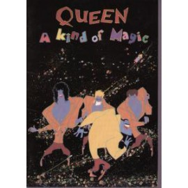 Queen - A Magic Tour 86