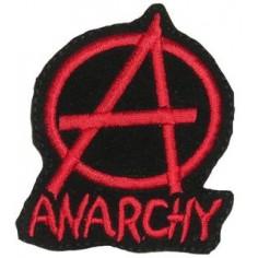 Ecusson Anarchy
