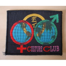 Ecusson Boy George & Culture Club [Collector]