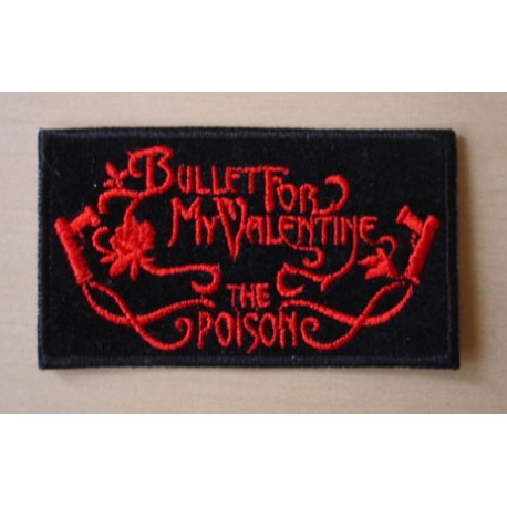 Patch Bullet For My Valentine   The Poison