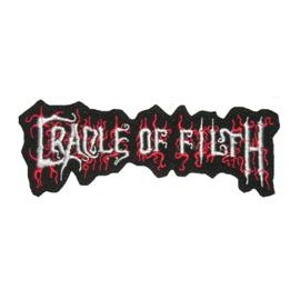Ecusson Cradle of Filth