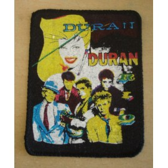 Ecusson Duran Duran [Collector]