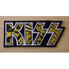 Ecusson Kiss - Animalize