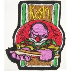 Ecusson KoRn - Clown
