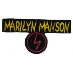 Ecusson Marilyn Manson - Antichrist superstar