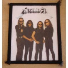 Ecusson Metallica [Collector]