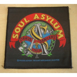 Ecusson Soul Asylum [Collector]