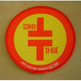 Ecusson Take That [Collector]