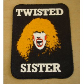 Ecusson Twisted Sister [Collector]