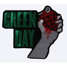 Ecusson Green Day (géant)