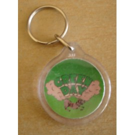Keyring Green Day