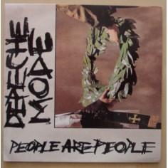 Sticker Depeche Mode