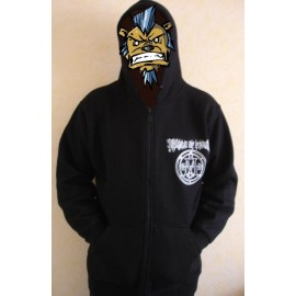 Sweat shirt Cradle of Filth (zippé)