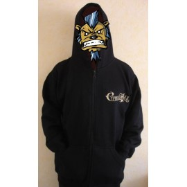 Sweat shirt Cypress Hill (zippé)