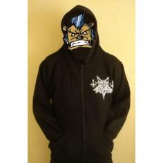Sweat shirt Dark Funeral (zippé)