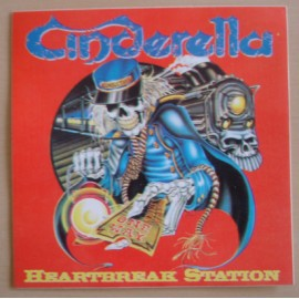 Sticker Cinderella - Heartbreak station