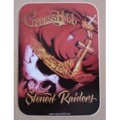 Sticker Cypress Hill