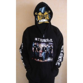 Sweat shirt My Chemical Romance (zippé)