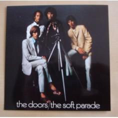 Autocollant Doors - The soft parade