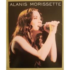 Carte postale Alanis Morissette (grand format)