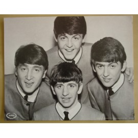 Carte postale Beatles (grand format)