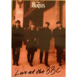 Carte postale Beatles - Live at the BBC