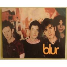 Carte postale Blur (grand format)