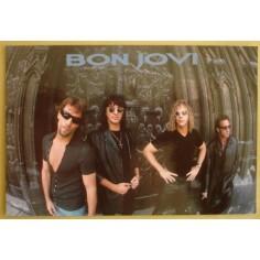 Carte postale Bon Jovi