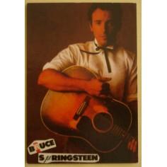 Carte postale Bruce Springsteen