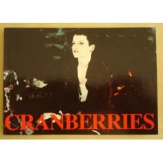 Carte postale Cranberries