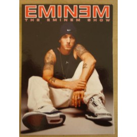 Carte postale Eminem - The Eminem show