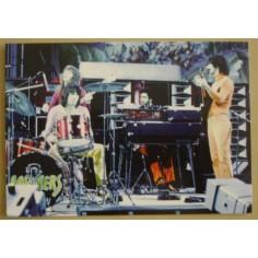 Carte postale Franck Zappa