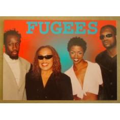 Carte postale Fugees