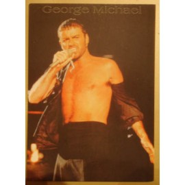 Carte postale George Michael