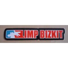 Autocollant Limp Bizkit