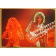 Carte postale Led Zeppelin