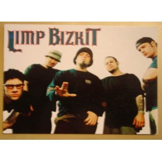 Carte postale Limp Bizkit