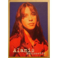 Postcard Alanis Morissette