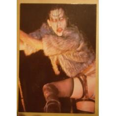 Carte postale Marilyn Manson