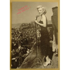 Carte postale Marilyn Monroe