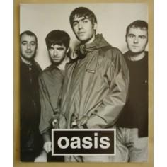 Carte postale Oasis (grand format)