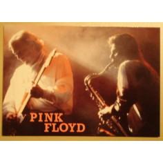 Carte postale Pink Floyd